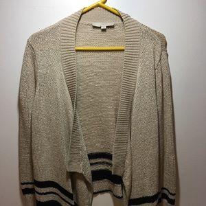 Ann Taylor loft women's cardigan sweater